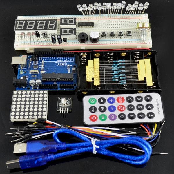 Basic Starter Learning Kit UNO For Ar-du-ino Basics (cartons, Not Plastic)
