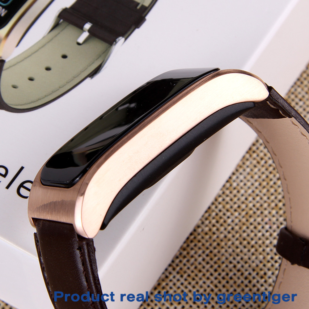 H3a188d77978f4c44b153724abd22b9a5K Greentiger AK12 Smart bracelet Men Women IP68 Waterproof Blood Pressure menstrual cycle monitor Fitness Tracker Smart band