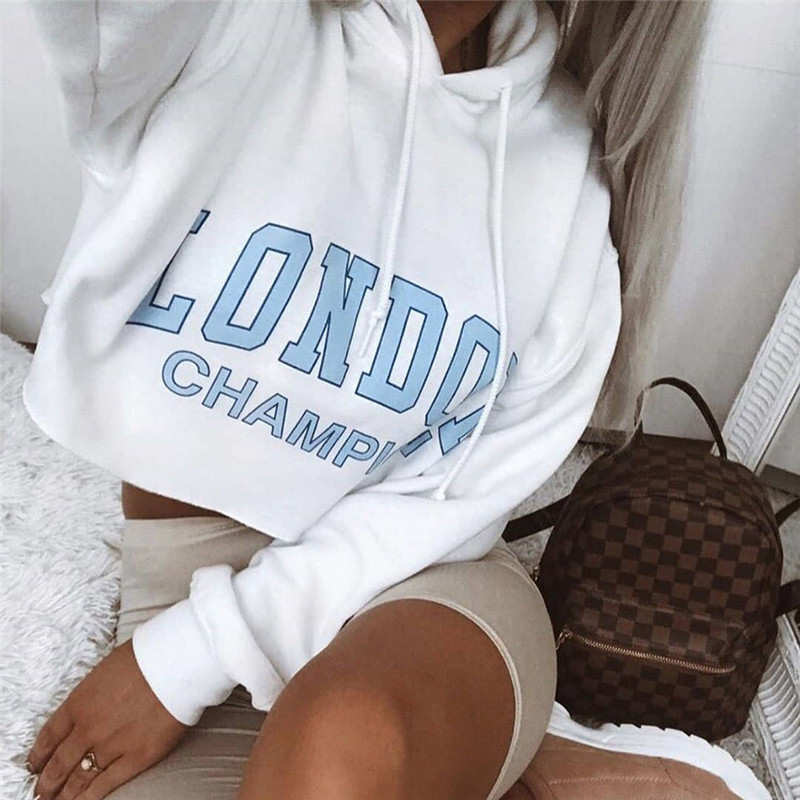 hoodies crop sweatshirt women19