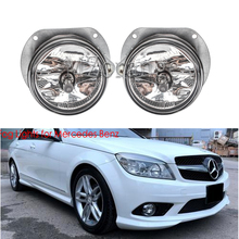 Противотуманные фары для Mercedes Benz W204 C300 C280 C350 2008-2010 W216 R230 W164 W251 AMG, фары 2048202156 2048202256
