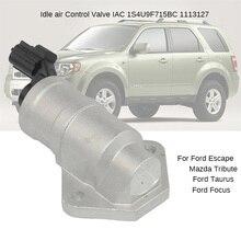 Idle air Control Valve IAC 1S4U9F715BC 1113127 For Ford Escape Taurus Focus Mercury Mariner Sable Mazda Tribute 1.4 1.6 3.0