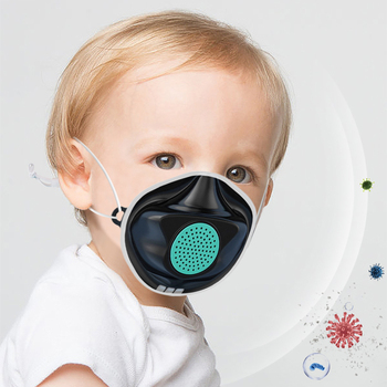 Replaceable non-disposable Mouth Mask Anti Influenza bacteria Flu Dust proof PM2.5 Safety face care Masks with 30 filters