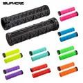 Supacaz MTB велосипедный руль набор силиконовых ручек для внедорожника односторонний замок амортизация анти-скольжение удерживающие ручки 9 цв...