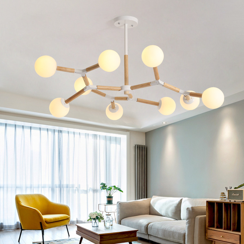 Deco Maison Rope  Living Room  LED  Pendant Lights Home Decoration E27 Light Fixture Pendant Lights Industrial Lamp Deco Chambre