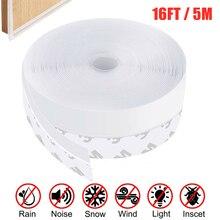 Stopper Tapes Soundproof-Seal-Strip Draft-Guard Sealing-Weather Door-Bottom Under-Door