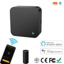 Ir de controle remoto inteligente wifi universal infravermelho tuya para casa inteligente controle para tv dvd aud ac funciona com amz alexa casa do google