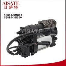 Air Suspension Compressor Pump For Hyundai Equus Centennial Genesis 55881-3M000 55880-3N000
