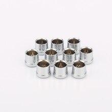 Hi End Messing Noise Stopper Rhodium Plated Koper Rca Plug Caps