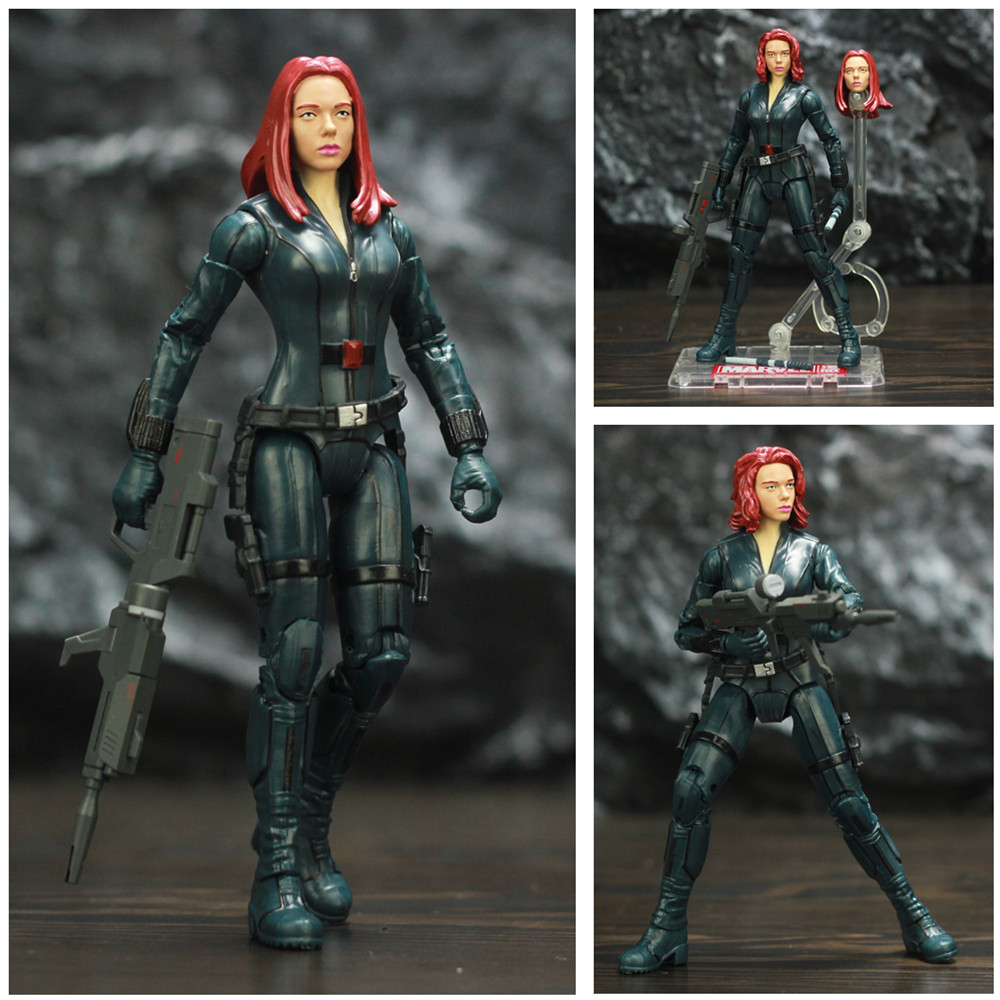 Marvel Avenger Young Black Widow 6