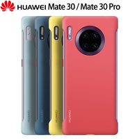 Huawei Mate 30 Pro Case 100% Official Original Liquid Silicone Soft Protection Back Cover Huawei Mate 30 Silicone Phone Case