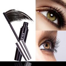 Eyelash Mascara 4D Waterproof Curling Slender Dense Smudge-Proof Long Lasting Eye Makeup