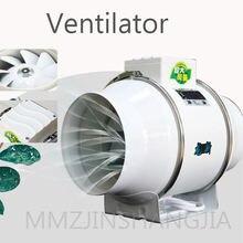 4 дюймовый 8 усиленный металлический вытяжной вентилятор для
