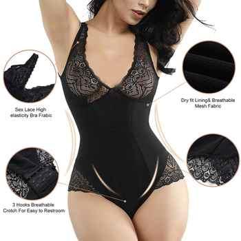 Lover Beauty Women Sexy Corset Postpartum Thin Waist Trainer Slimming Bodysuit High Quality Shapewear Underwear Body Shapers
