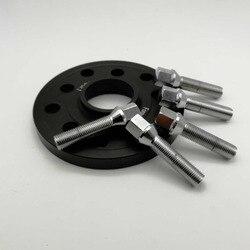 Koła dystansowe 5x100/5x112 dla samochód audi Mobilio CB: 57.1 A1/A2/A3/A4 (B5  B6  B7)/A6 (C4  C5  C6) /A8 (4E)/TT/ALLROAD/Quattro Separadores w Akcesoria do opon od Samochody i motocykle na