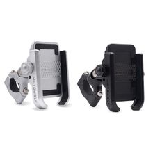 360 grad Universal Bike Aluminium Legierung Motorrad Motorrad Lenker Telefon Halter Stehen Halterung Für iPhone Xiaomi Samsung 4 6,4