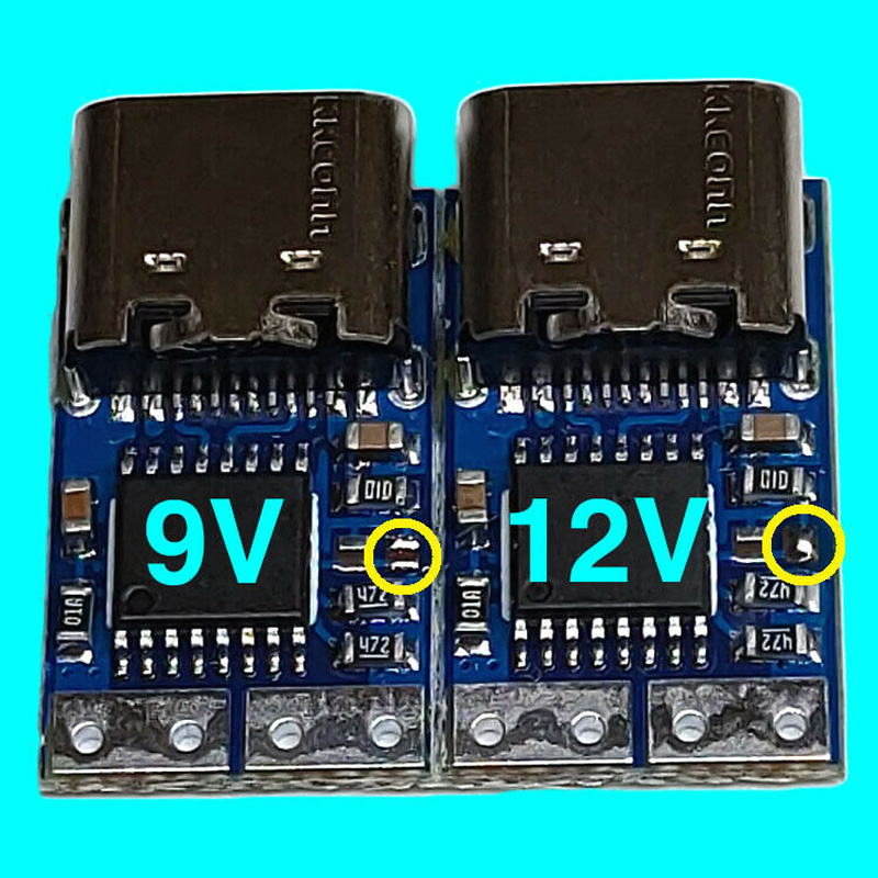 Super Mini ZYPDS DC 12V Trigger Electrical For Xiaomi 65W PD Power Supply Adapter Power Tools 2019 Triggered