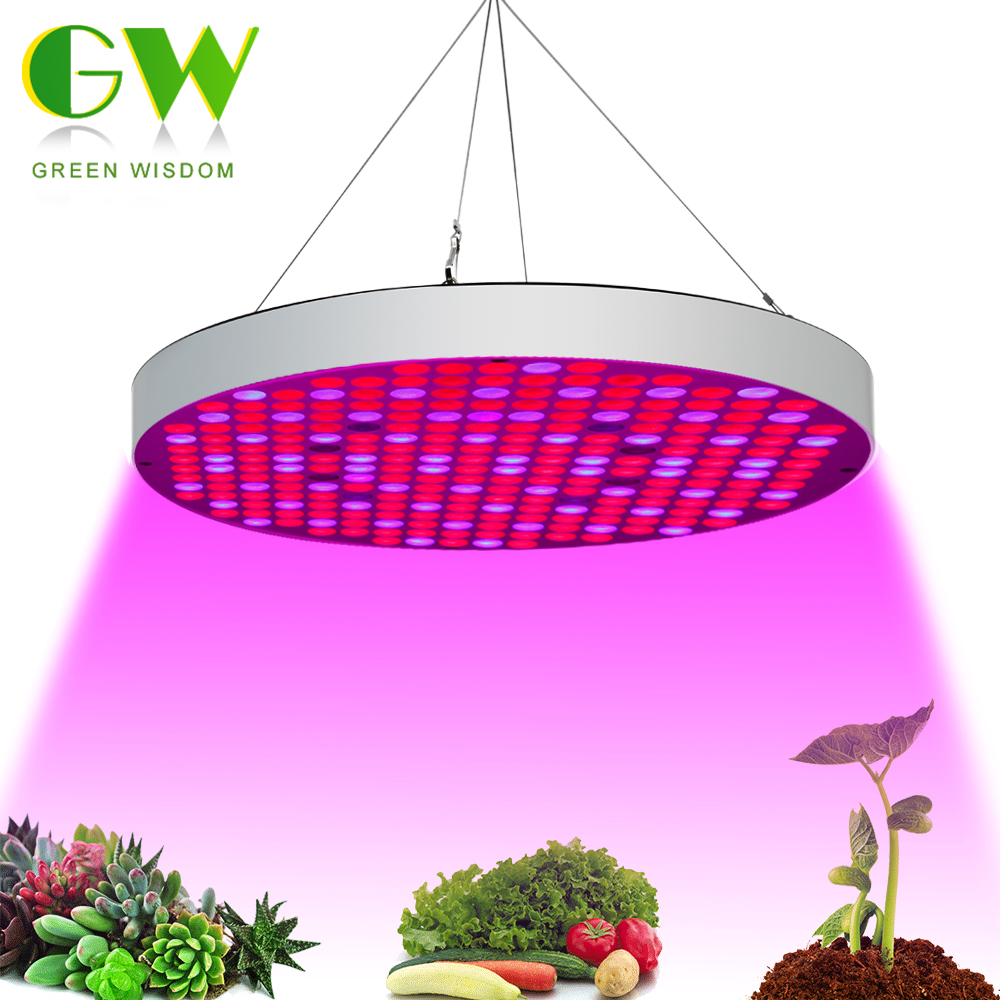 Full Spectrum LED Grow Light 25W 40W 50W Growing Lamps for Plants Indoor Flowers Seedlings Phytolamp for Greenhouses Grow Tent(China)
