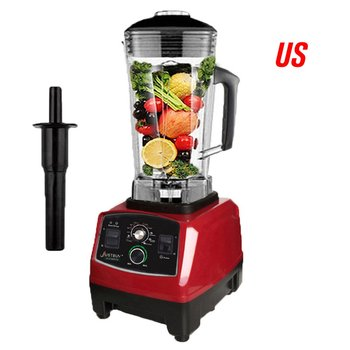 2200W Home Professional Smoothies Power Blender Food Mixer Juicer Food Fruit Processor Smoothie Maker Cooking Machine food mixers bosch mfq2210p home kitchen appliances processor machine equipment for the production of making cooking