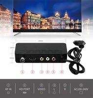 DVB-T/T2/C TV Receiver Digital TV Tuner Receiver Set-Top-Box WiFi USB 2,0 Volle HD 1080P DVB-T2 Satellite Decoder TV Box