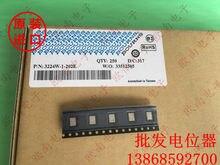 [Vk] estados unidos importou 3224w chip multi-turn precisão potenciômetro 3224w-1-202e switch