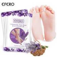 efero Baby Feet Exfoliating Foot Mask Skin Peeling Dead Skin Feet Mask Socks Sosu Socks for Pedicure Socks Foot Cream for Heels