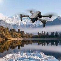 Eachine & XT6 RC Quadcopter elicottero Drone WIFI FPV 2.4G GPS tenere braccio pieghevole grandangolo HD 4K/1080P doppia fotocamera altezza RTF