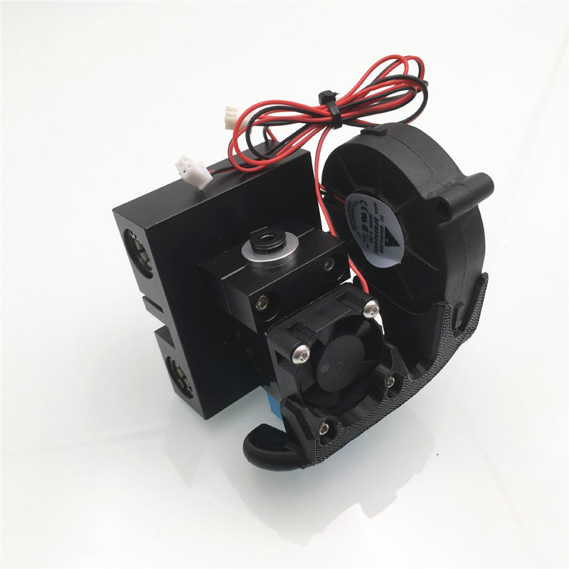 Image 5 - Funssor Anet A8 Prusa 3D Printer X carriage V6 bowden hotend  Upgrade bowden extruder mount kit3D Printer Parts