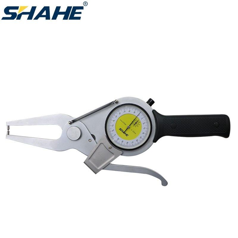 Внешний циферблат shahe, 0-20/20-40 мм