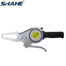 shahe Outside Snap Gauge 0-20/20-40 mm Outside diameter Dial Caliper Measuring Tools