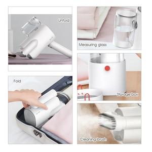 Image 5 - Deerma DEM HS006 Foldable Handheld Garment Steamer Steam Iron Household Portable Small Clothes Wrinkle Sterilization