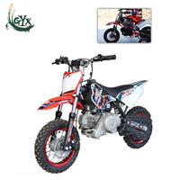 High-quality two-wheeled mini off-road motorcycle racing children's KMB 60CC single-cylinder engine for off-road riding 1