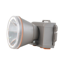 LED headlights outdoor camping portable dual-mode night riding fishing mine rechargeable