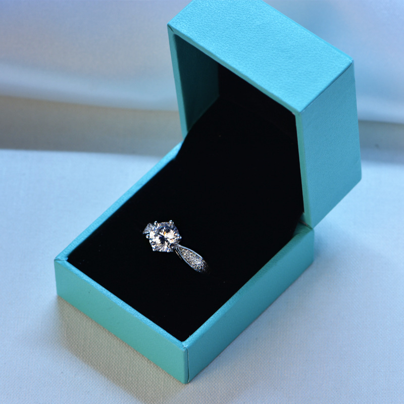 Sterling Silver Ring Custom Made Just For You Tell me the Size Gemstone Color And Style You want Free Box