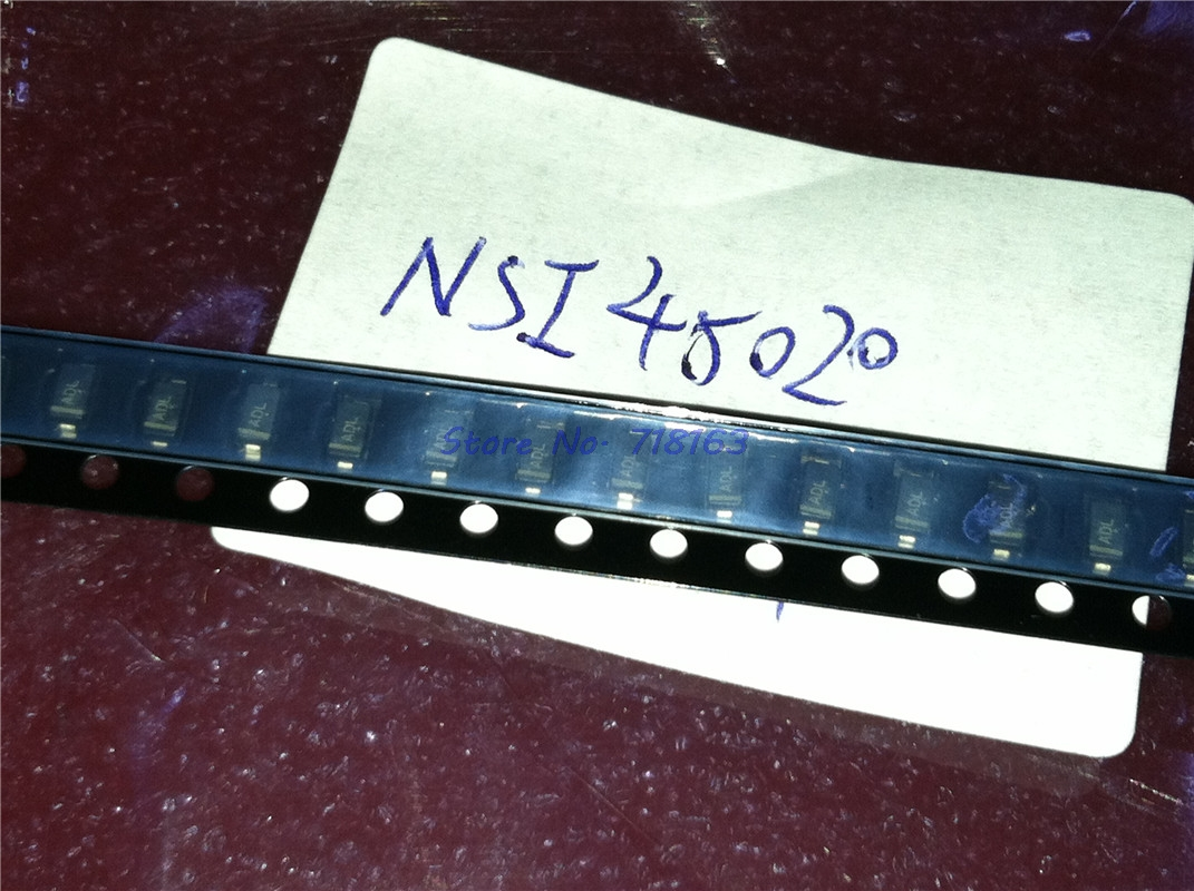10pcs/lot NSI45020AT1G NSI45020 SOD-123 In Stock