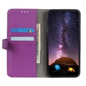 Image 3 - Liczi odwróć PU skórzany stań gniazda kart portfel pokrywy skrzynka dla Sony Xperia 20/Xperia 10/Xperia 1 /Xperia 2/L3 XZ4 XZ4 XZ3 XZ2 Premium XA2 Plus