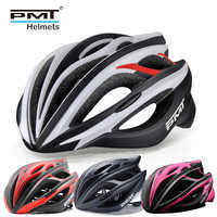 PMT road cycling helmet bicycle specialize bike helmets for men casco MTB mountain bike helm women 23 holes ultralight 245g M L