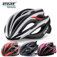 PMT straße radfahren helm fahrrad spezialisieren fahrrad helme für männer casco MTB mountainbike helm frauen 23 löcher ultraleicht 245g M L