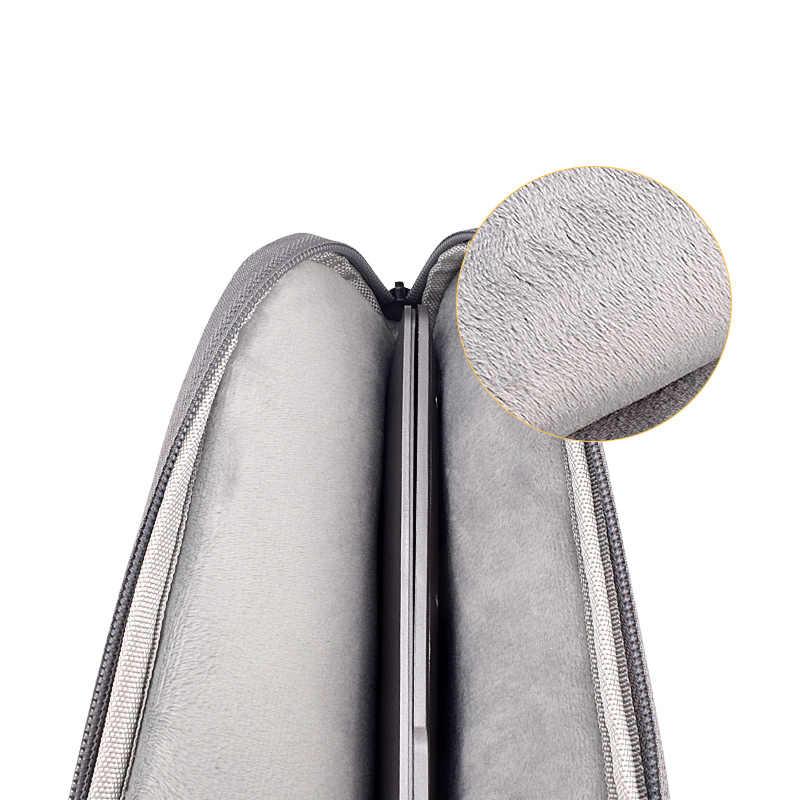 Pochette pour ordinateur portable 13.3 14 15 15.6 pouces housse d'ordinateur portable étanche pour Macbook Pro HP Acer Xiami ASUS Lenovo