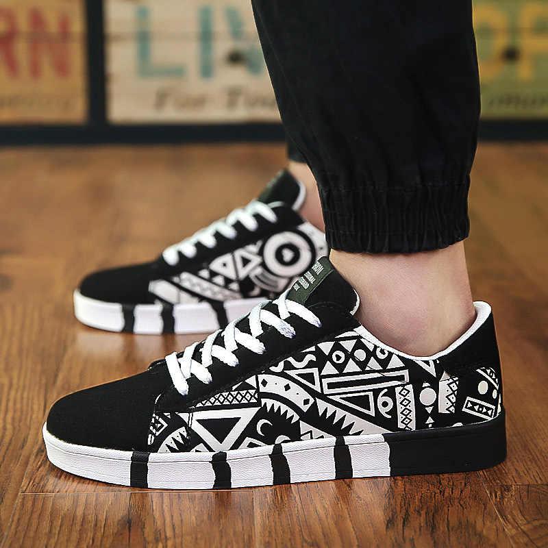 Neue Männer Schuhe Männer Casual Leinwand Schuhe Mode Leichte Spitze Up Turnschuhe Sommer Atmungs Männer Wohnungen Schuhe Männlichen Schuhe