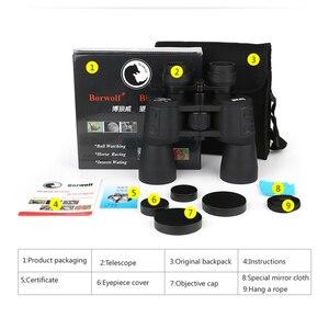 Image 5 - Borwolf 10 180X90 High Magnification HD Professional Zoom powerful Binoculars Light night vision for hunting telescope monocular