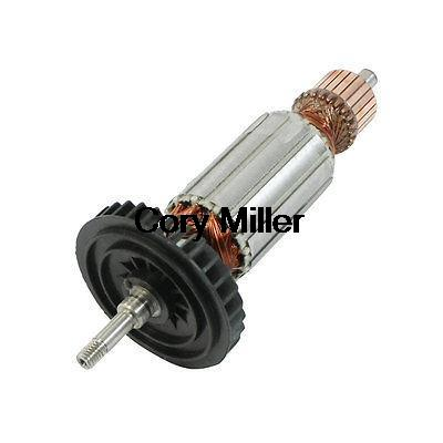 Angle Grinder Replacement Electric Motor Rotor/Motor Stator For Makita 9553/9554/9555NB/HN 6412/6413