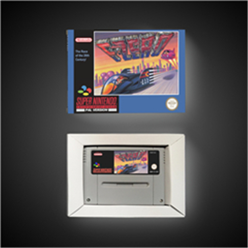 F Zero   EUR Version RPG Game Card Battery Save With Retail Box