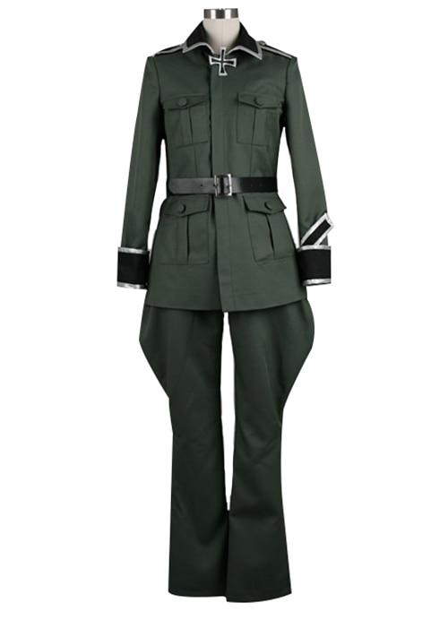 APH Hetalia Axis Powers Denmark Uniform COS Clothing Cosplay Costume