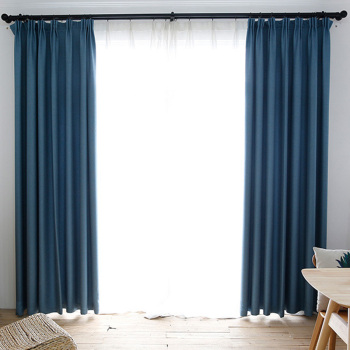 modern printed blackout curtains for living room bedroom window thick curtains for kitchen blinds drapes finished curtain panels LISM Solid Blackout Curtains For The Living Room Bedroom The Kitchen Modern Window Curtains Finished Drapes Treatment Blinds