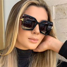 Marke übergroßen sonnenbrille frauen vintage sonnenbrille shades für frauen Strahlen der 2020 frauen luxus großhandel designer schwarz
