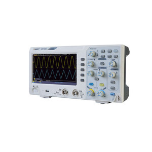 Image 3 - Upgrade Owon SDS1022 Digital Oscilloscope 2 Channels 20Mhz Bandwidth 7 Handheld LCD Display Portable USB Oscilloscopes
