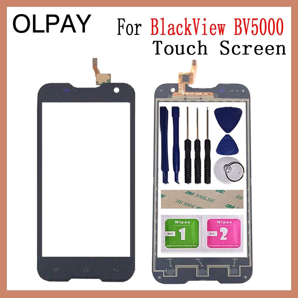 Image 2 - Mobile Phone Touch Screen For Blackview BV5000 BV6000 BV7000 BV8000 Digitizer Sensor HD Panel Replacement Touchscreen Glass-in Mobile Phone Touch Panel from Cellphones & Telecommunications