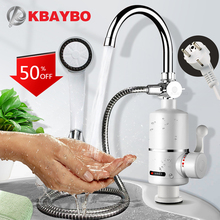 Heating-Faucet Faucet-Heater Instantaneous Electric Kitchen KBAYBO Tap-3000winstant Tankless