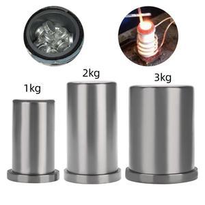 Image 1 - 1kg2kg3kg Gold Silverละลายเบ้าหลอมMelter Crucible Graphiteเบ้าหลอมแม่พิมพ์หล่อหลอมอัญมณีเครื่องประดับทำเครื่องมือ