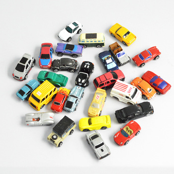 20pcs N scale 1:150 Car model Miniature Model Car Toys for Children or Collection Gifts недорого